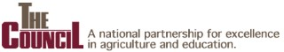 The National Council for Agricultural Education Logo